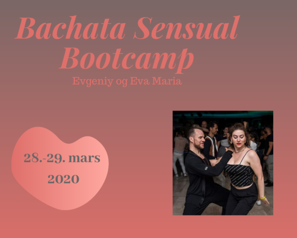 Bachata Sensual Bootcamp